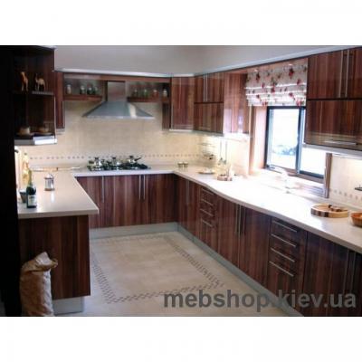 Кухня №19 (МДФ пленочный)