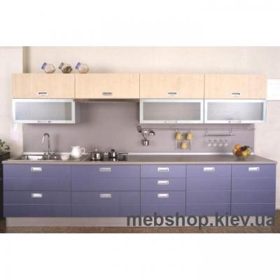 Кухня №10 (МДФ крашеный)