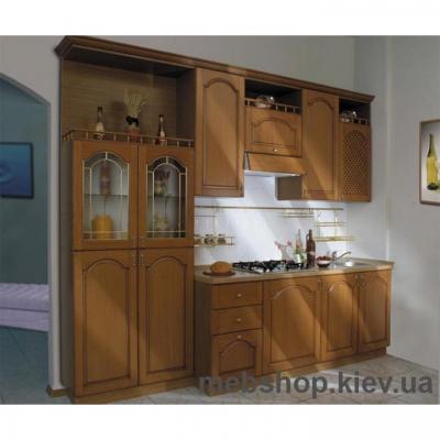 Кухня №37 (МДФ пленочный)