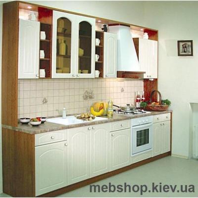 Кухня №40 (МДФ пленочный)
