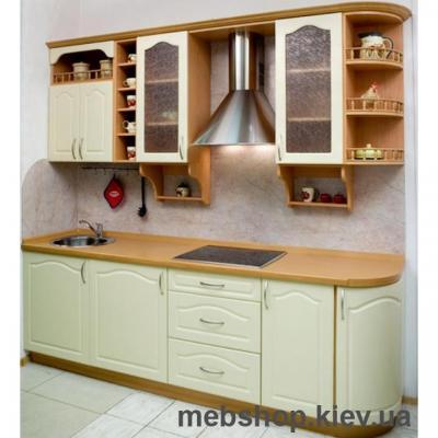 Кухня №51 (МДФ пленочный)