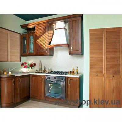 Кухня №13 (Дерево)