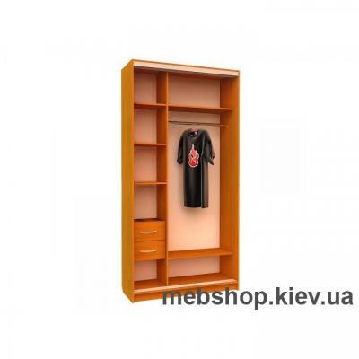 Шкаф-купе Ника 7 (двери ДСП)