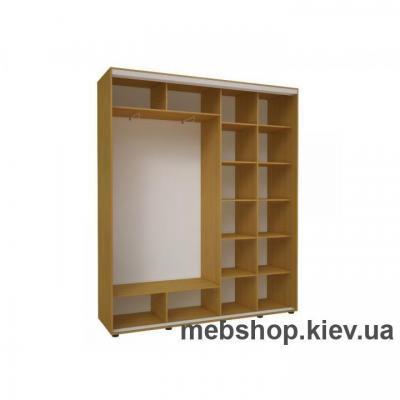 Шкаф-купе Эконом №27 ( ДСП и зеркало)