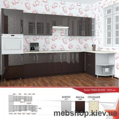 Кухня HIGH GLOSS 24