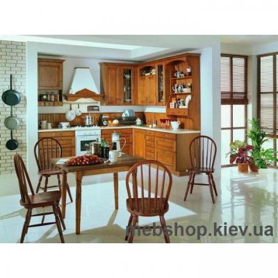 Купить Кухня №45 (дерево). Фото