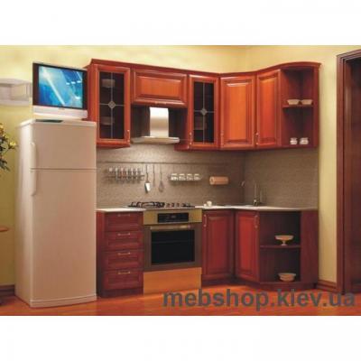 Купить Кухня №51 (дерево). Фото