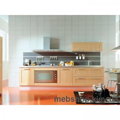 Купить Кухня №52 (дерево). Фото