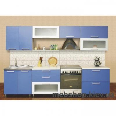 Кухня №97 (МДФ пленочный)