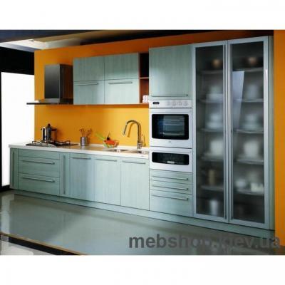 Кухня №100 (МДФ пленочный)
