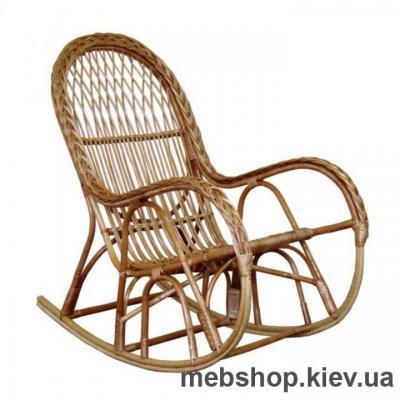 Купить Кресло-качалка КК-4/3 с косой. Фото