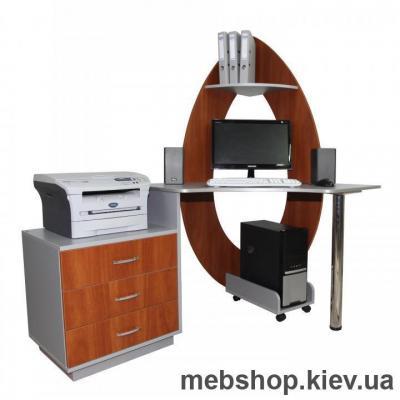 Купить Компьютерный стол   Ника Олимп  Илифия. Фото