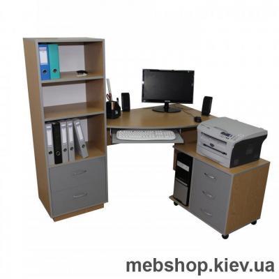 Компьютерный стол  Ника Олимп Плутон