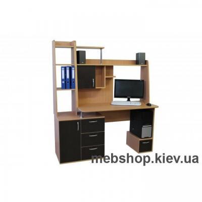 Компьютерный стол   Ника Олимп Эфир