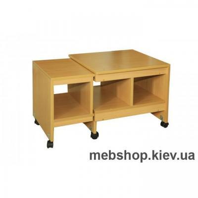 Журнальный стол-трансформер Ника 12
