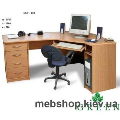 Компьютерный стол Green КСУ-122