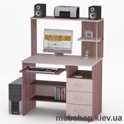 Компьютерный стол - LED 63