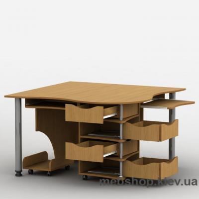 Компьютерный стол Тиса Классик Плюс Тиса-4