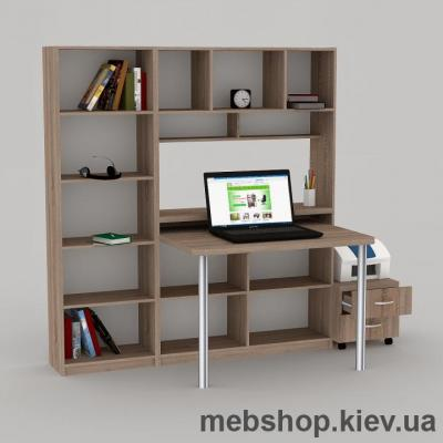 Компьютерный стол FLASHNIKA Мокос-26