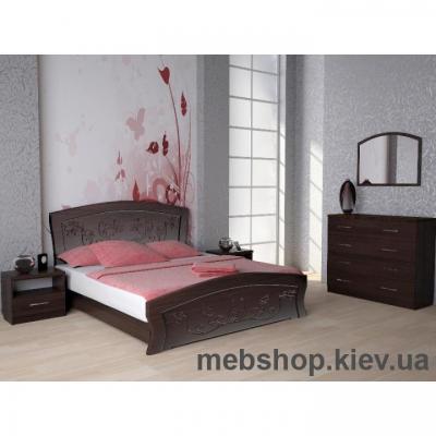 Кровать  Эмилия (900*2000)