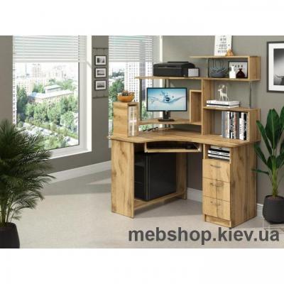 Компьютерный стол Пехотин Компакт с настройкой