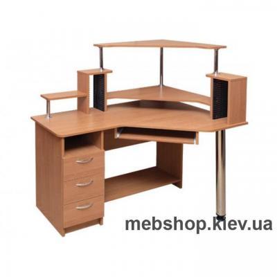 Компьютерный стол Пехотин Орфей с надстройкой