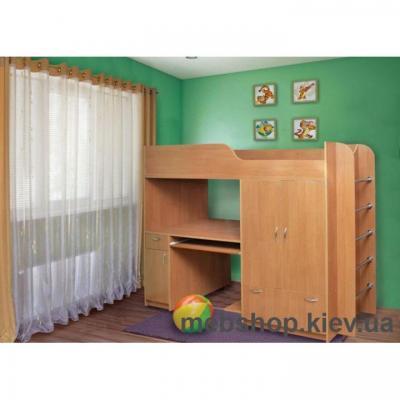 Детская кровать Пехотин Дуэт-1