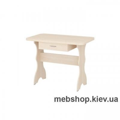 Кухонный стол простой с ящиком Пехотин