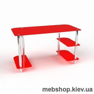 Компьютерный стол из стекла БЦ Альтаир(1150*550)
