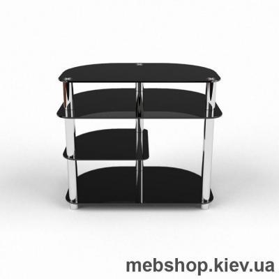 Купить Компьютерный стол из стекла БЦ Амальтея(700*620). Фото
