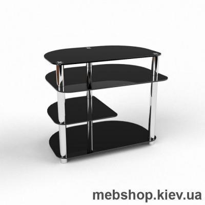 Компьютерный стол из стекла БЦ Амальтея(900*770)