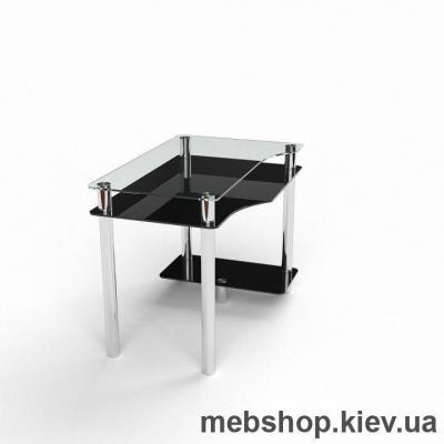 Компьютерный стол из стекла БЦ Арес(900*600)