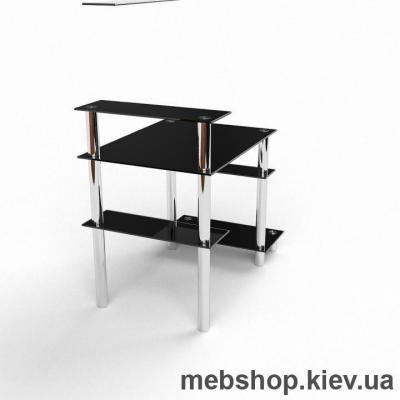 Компьютерный стол из стекла БЦ Веста(700*500)