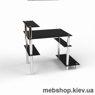 Компьютерный стол из стекла БЦ Веста(1000*700)