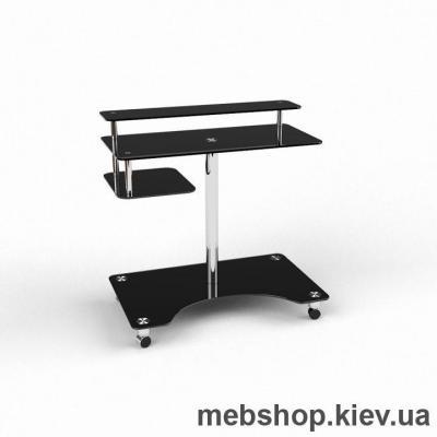 Компьютерный стол из стекла БЦ Галатея (900*710)