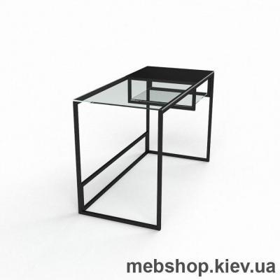 Компьютерный стол из стекла БЦ Инди (1200*600)