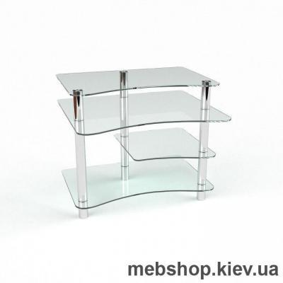 Компьютерный стол из стекла БЦ Капитошка (900*770)