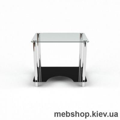 Купить Компьютерный стол из стекла БЦ Клото (800*600). Фото