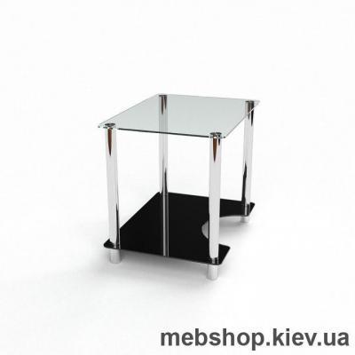 Компьютерный стол из стекла БЦ Клото (1000*700)