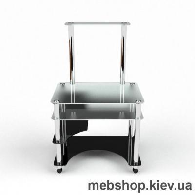 Компьютерный стол из стекла БЦ Кондор (1000*880)