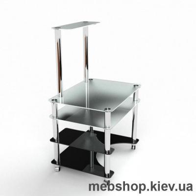 Компьютерный стол из стекла БЦ Кондор (900*790)