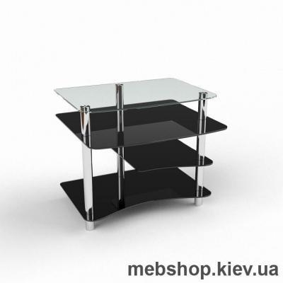 Компьютерный стол из стекла БЦ Леон (1000*850)