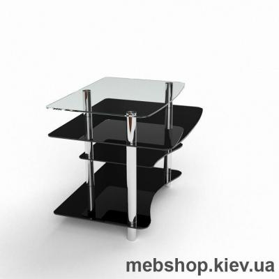 Компьютерный стол из стекла БЦ Леон (1100*920)