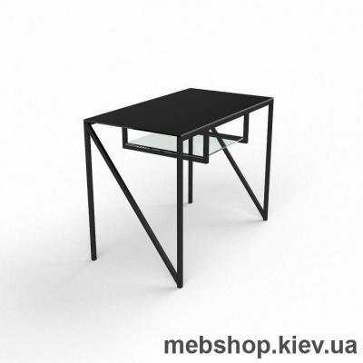Компьютерный стол из стекла БЦ Лорен (1000*550)