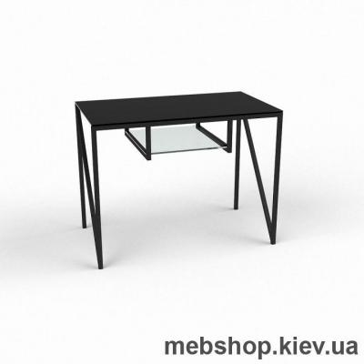 Компьютерный стол из стекла БЦ Лорен (1300*700)