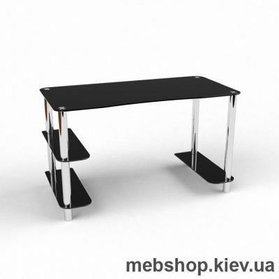 Компьютерный стол из стекла БЦ Магистр (1300*650)