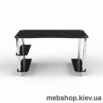 Купить Компьютерный стол из стекла БЦ Магистр (1300*650). Фото