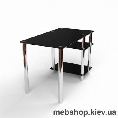 Компьютерный стол из стекла БЦ Нептун (1300*700)