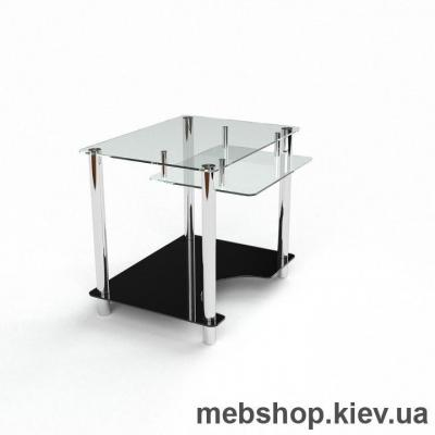 Компьютерный стол из стекла БЦ Ровесник (800*600)