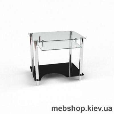 Компьютерный стол из стекла БЦ Ровесник (900*650)